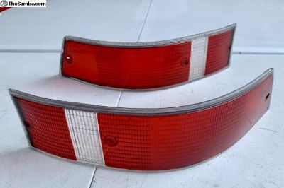 Porsche 911 Bosch Tail Light Lenses SET