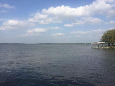 Lake Limestone, TX  Exceptional Wooded Waterfront Lot with Bulkhead