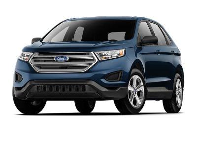 2018 Ford Edge SE (Ingot Silver)