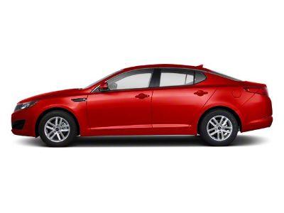 2011 Kia Optima SX Turbo (Spicy Red)