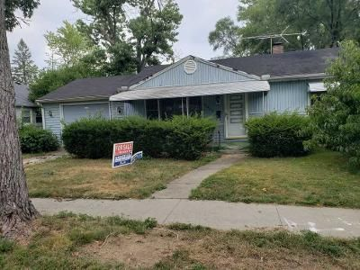2 Bed 1 Bath Foreclosure Property in Terre Haute, IN 47803 - Mariposa Dr