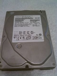 5 IDE Hard Drives - 120GB-500GB