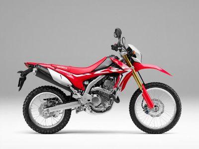 2018 Honda CRF250L Dual Purpose Motorcycles Canton, OH