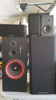 Cerwin Vegas! Speakers