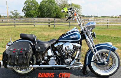 1999 HARLEY DAVIDSON Heritage Springer Softail Cruisers Motorcycles Marengo, IL