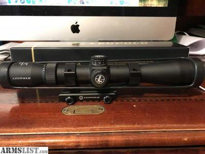 For Sale: Leupold VX-R Patrol 3-9x40mm