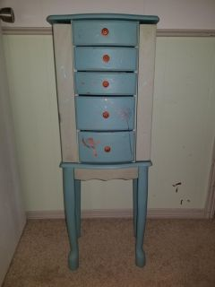 Jewelry Cabinet/Armoire