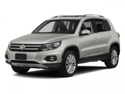 2012 Volkswagen Tiguan SE 4Motion (Pepper Gray Metallic)