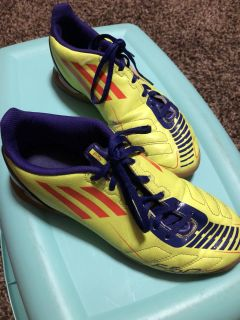 Adidas Indoor Soccer Shoes