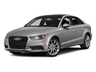 2015 Audi A3 2.0T quattro Premium (Silver)