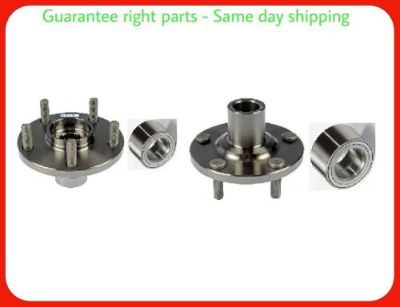 Find FRONT WHEEL HUB & BEARING PONTIAC TOYOTA CELICA COROLLA MATRIX PAIR FAST SHIPING motorcycle in Rosemead, California, United States, for US $69.69