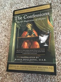 The Confessions (Saint Augustine of Hippo)