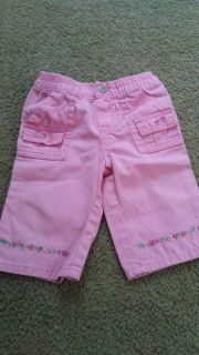 Pink Faded Glory Jeans