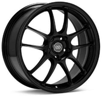 Sell Enkei PF01 18x9.5 5x114.3 15mm Offset 75 Bore Dia Black Wheel Rim motorcycle in Cottage Grove, Minnesota, United States, for US $378.00