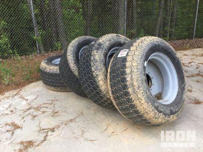 Lot of (4) Genie Wheels