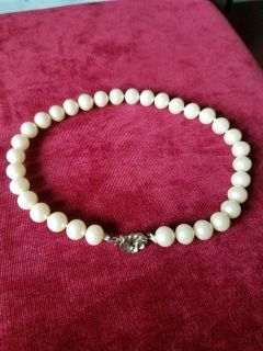 High Quality Vintage Immitation Pearl Necklace