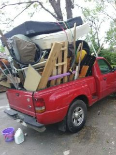 Garage/basement/eviction cleanouts/hauling and removal and much more