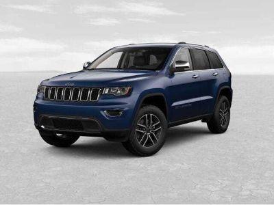 2018 Jeep Grand Cherokee LIMITED 4X2 (True Blue Pearlcoat)