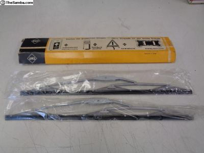 NOS SWF Early Bay Bus Windshield Wiper Blades