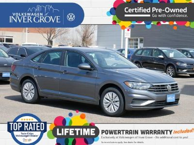 2019 Volkswagen Jetta (Platinum Gray Metallic)