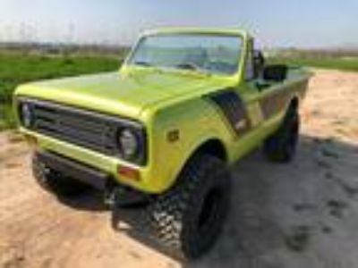 1973 International Harvester Scout II LS Conversion 300 HP
