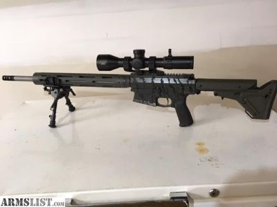 For Sale: 6.5 Creedmoor