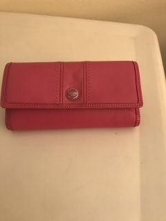 Coach Hand Clutch barely used