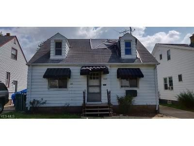 3 Bed 1 Bath Foreclosure Property in Maple Heights, OH 44137 - Joseph St