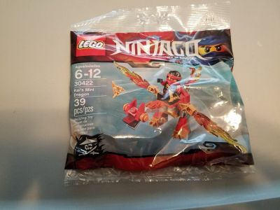 Lego #30422 Kai's Mini Dragon polybag NEW