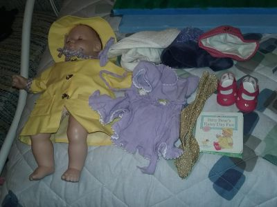 Vintage 90s American Girl bitty baby
