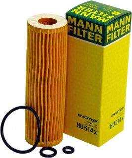 Find Mann-Filter HU514X Engine Oil Filter fits Mercedes C230 2003-2005 motorcycle in North Hollywood, California, United States, for US $10.00