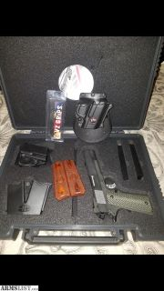 For Sale: Springfield A1 Range Officer .45