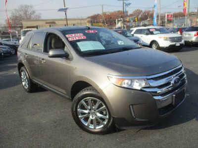 2014 Ford Edge SEL (Mineral Gray Metallic)