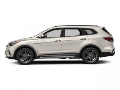2018 Hyundai Santa Fe Limited (Monaco White)