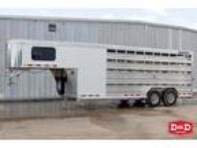 2019 Cimarron Trailers Lonestar 20 Ft Stock Trailer