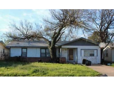 3 Bed 2 Bath Foreclosure Property in Abilene, TX 79603 - N 8th St