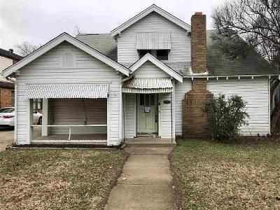 4 Bed 2 Bath Foreclosure Property in Wichita Falls, TX 76309 - Hayes St