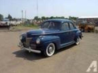 1941 41 Ford Flathead v8 business coupe Very nice !