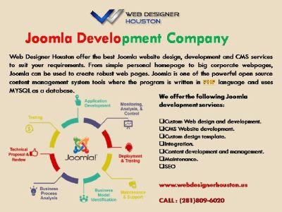 Joomla Development Company