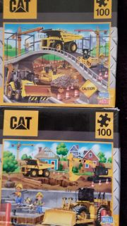 2 construction jigsaw puzzles