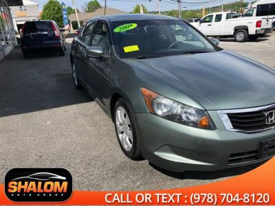 2009 Honda Accord EX (Mystic Green Metallic)