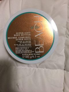 Bath and Body Works Body Butter
