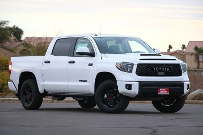 2019 Toyota Tundra Grade (Super White)