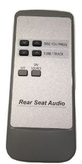 Buy 2002-2009 LEXUS TOYOTA REAR SEAT AUDIO REMOTE CONTROL 86170-34010 OEM motorcycle in McHenry, Illinois, United States, for US $12.99