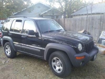 2003 Jeep Libery Sport