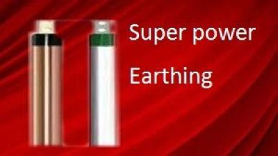 Super Power Earthing /Chemical Earthing Electrode