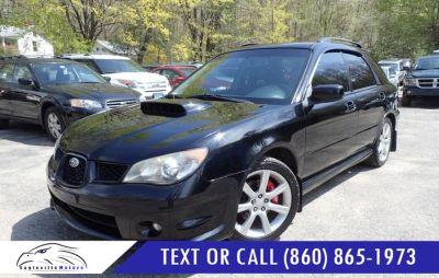 2006 Subaru Impreza WRX (Obsidian Black Pearl)