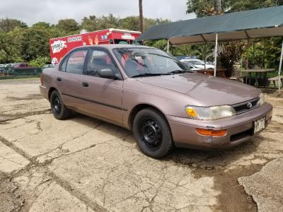 1996 Toyota Corolla DX (Other)