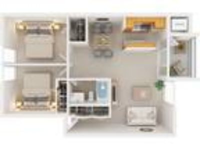 New Carrollton Woods - 2 BR with Living Room
