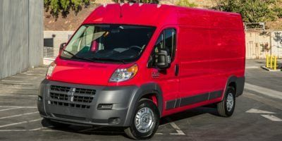 2018 RAM ProMaster 2500 2500 136 WB (Bright White Clearcoat)